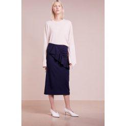 Spódniczki: Tibi Spódnica ołówkowa  navy