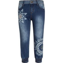 Jeansy dziewczęce: Desigual FERNAN Jeansy Relaxed Fit jeans