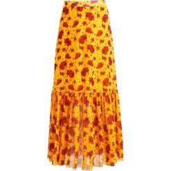 Długie spódnice: NAKD ANKLE LENGTH SKIRT Długa spódnica yellow
