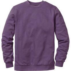 Bluza dresowa bonprix jagodowy. Fioletowe bejsbolówki męskie bonprix, l, z dresówki. Za 44,99 zł.