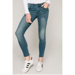Haily's - Jeansy Mia. Niebieskie jeansy damskie Haily's, z bawełny. W wyprzedaży za 89,90 zł.