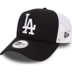 New Era - Czapka Trucker Los Angeles Dodgers. Czarne czapki z daszkiem męskie New Era. W wyprzedaży za 99,90 zł.