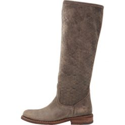 Felmini GREDO Kowbojki i obuwie motocyklowe tobacco. Szare buty zimowe damskie marki Felmini, z materiału. W wyprzedaży za 471,75 zł.