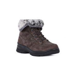 Śniegowce Igi co  GRIGIO SCURO. Szare buty zimowe damskie Igi co. Za 447,43 zł.