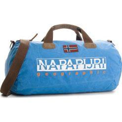 Torba NAPAPIJRI - Bering 1 N0YGOR Light Blue BC2. Szare torebki klasyczne damskie marki Napapijri, z dzianiny. W wyprzedaży za 379,00 zł.