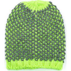 Czapki damskie: Art of Polo Czapka damska Fluoresca zielona