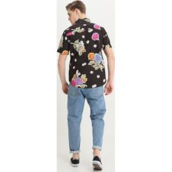 Koszule męskie na spinki: HUF BOTANICA FLORAL Koszula black