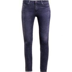 Boyfriendy damskie: AG Jeans Jeans Skinny Fit blue denim