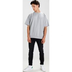 Koszulki polo: AllSaints NEGOTUM CREW Tshirt basic dove blue