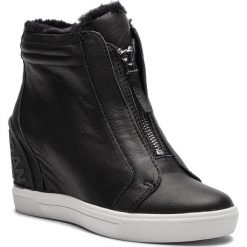 Sneakersy damskie: Sneakersy DKNY - Connie K3802572 Black