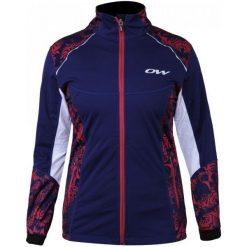 Kurtki sportowe damskie: One Way Kurtka Damska Nirja 2 Women's Softshell Jacket Dark Blue Xs