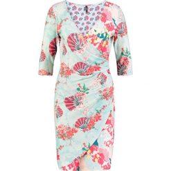 Sukienki hiszpanki: Smash AVELINA Sukienka etui turquoise
