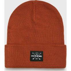 Dakine - Czapka. Czerwone czapki zimowe męskie Dakine, na zimę, z dzianiny. Za 79,90 zł.