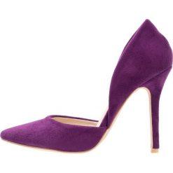 Szpilki: Glamorous Szpilki purple