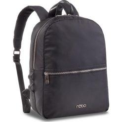 Plecak NOBO - NBAG-MF0120-C020 Czarny. Czarne plecaki męskie marki Nobo, z materiału. W wyprzedaży za 199,00 zł.