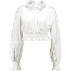 Bluzki asymetryczne: Miss Sixty JACK Bluzka white