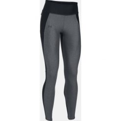 Spodnie damskie: Under Armour Legginsy damskie Fly-By Legging czarno-szare r. M (1297935-002)