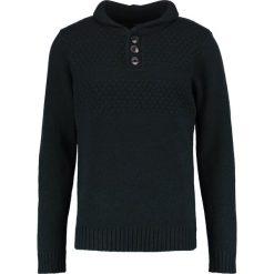 Swetry klasyczne męskie: Burton Menswear London NECK ECRU Sweter khaki