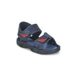 Sandały Dziecko  Rider  RS 2 III BABY. Niebieskie sandały chłopięce Rider. Za 87,20 zł.