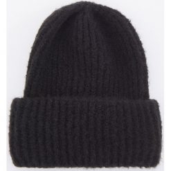 Czapka - Czarny. Czarne czapki damskie Reserved. Za 49,99 zł.
