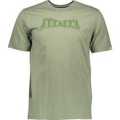 """T-shirty męskie z nadrukiem: Koszulka """"Tall Pines"""" w kolorze jasnozielonym"""