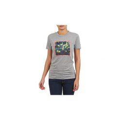 T-shirty z krótkim rękawem Barbour  Daisy. Szare t-shirty damskie Barbour. Za 174,30 zł.