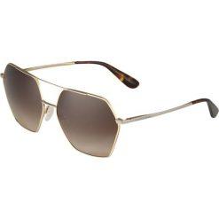 Okulary przeciwsłoneczne męskie: Dolce&Gabbana Okulary przeciwsłoneczne gold