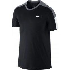 Nike Koszulka męska Team Court Crew M czarna r. S (644784-010). Czarne koszulki sportowe męskie marki Nike, m. Za 119,00 zł.