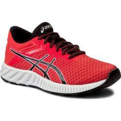 Buty ASICS - FuzeX Lyte 2 T769N Diva Pink/Black/White 2090. Czerwone buty do biegania damskie marki Asics, z materiału, asics fuzex. W wyprzedaży za 279,00 zł.