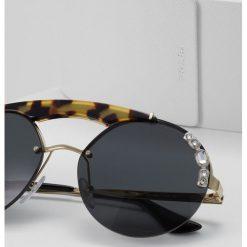 Okulary przeciwsłoneczne damskie: Prada Okulary przeciwsłoneczne grey