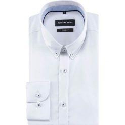 Koszula SIMONE  KDBR000476. Czarne koszule męskie na spinki marki Giacomo Conti, m, z bawełny, z klasycznym kołnierzykiem. Za 299,00 zł.