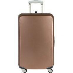 Pokrowiec na walizkę LOQI Mettalic Rose. Czerwone walizki marki LOQI, z elastanu. Za 157,00 zł.