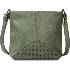 Torebka na ramię bonprix ciemnooliwkowy. Zielone torebki klasyczne damskie marki bonprix. Za 89,99 zł.