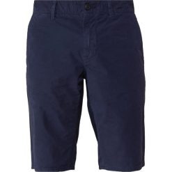 BOSS CASUAL SCHINO  Szorty dark blue. Niebieskie szorty męskie marki BOSS Casual, z bawełny, casualowe. Za 379,00 zł.