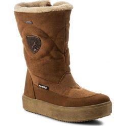 Śniegowce MANITU - 991153 Braun 21. Czarne buty zimowe damskie marki Cropp. Za 359,00 zł.