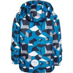 LEGO Wear TEC JAXON 775  Kurtka zimowa dark turquise. Niebieskie kurtki chłopięce sportowe marki LEGO Wear, na zimę, z materiału. W wyprzedaży za 377,10 zł.