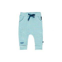 Feetje Spodnie Adventure Ringel green. Niebieskie spodnie dresowe chłopięce marki Feetje. Za 59,00 zł.