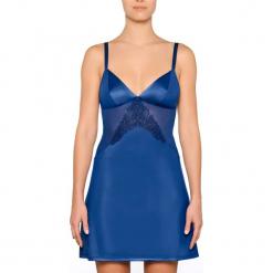 """Koszulka nocna """"Etincelle"""" w kolorze niebieskim. Szare koszule nocne i halki marki Esprit. W wyprzedaży za 227,95 zł."""