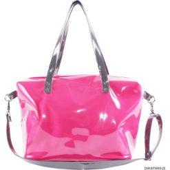 Torba podróżna pink- podręczna do samolotu. Różowe torby podróżne Pakamera, z tkaniny. Za 480,00 zł.