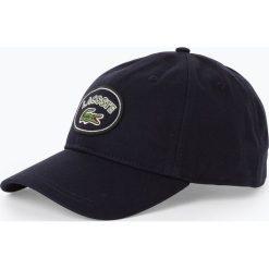 Lacoste - Męska czapka z daszkiem, niebieski. Niebieskie czapki z daszkiem męskie Lacoste. Za 179,95 zł.