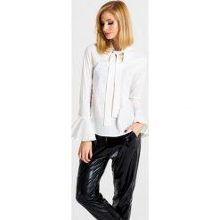 Naoko - Bluzka Frozen x Edyta Górniak. Szare bluzki nietoperze marki NAOKO, l, z elastanu, casualowe. W wyprzedaży za 99,90 zł.