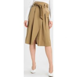 Spódniczki trapezowe: OVS SKIRT BELT Spódnica trapezowa camel