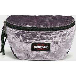 Eastpak - Nerka. Szare walizki marki Eastpak, w paski, z materiału, małe. Za 139,90 zł.