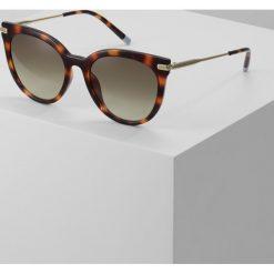 Calvin Klein Okulary przeciwsłoneczne brown. Brązowe okulary przeciwsłoneczne damskie lenonki marki Calvin Klein. Za 629,00 zł.