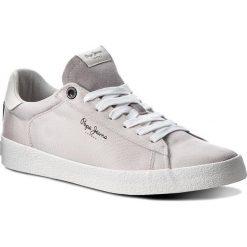Tenisówki PEPE JEANS - Portobello PMS30423 Grey 945. Szare tenisówki męskie Pepe Jeans, z gumy. W wyprzedaży za 169,00 zł.