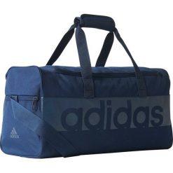 Torby podróżne: Adidas Torba sportowa Lin Per TB granatowa (BR5062)