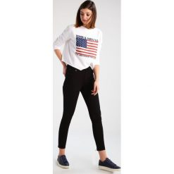 Odzież damska: Polo Ralph Lauren Jeans Skinny Fit black