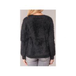 Swetry Moony Mood  -. Czarne swetry klasyczne damskie Moony Mood, l. Za 143,20 zł.