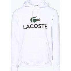 Lacoste - Męska bluza nierozpinana, czarny. Szare bluzy męskie rozpinane marki Lacoste, z bawełny. Za 529,95 zł.