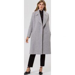 Płaszcze damskie pastelowe: IVY & OAK XL COLLAR Płaszcz wełniany /Płaszcz klasyczny light grey melange